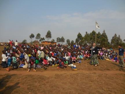Youth Summer Camp at Eben-Ezer University of Minembwe