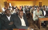 The TOW seminar for church leaders and local associations in Minembwe, DRC