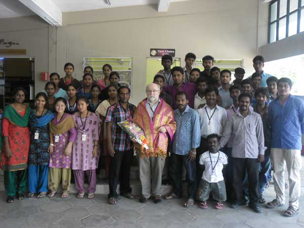 OW class held in Coimbatore, South India